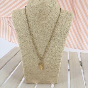 """20"""" Gold Tone Necklace"""